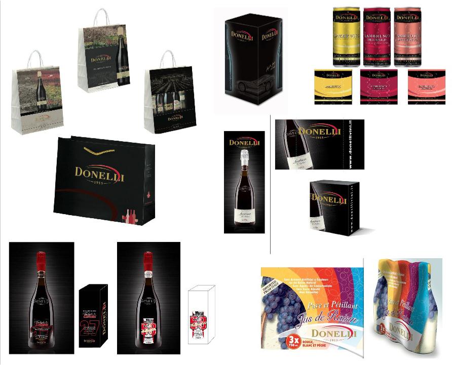 Donelli vini